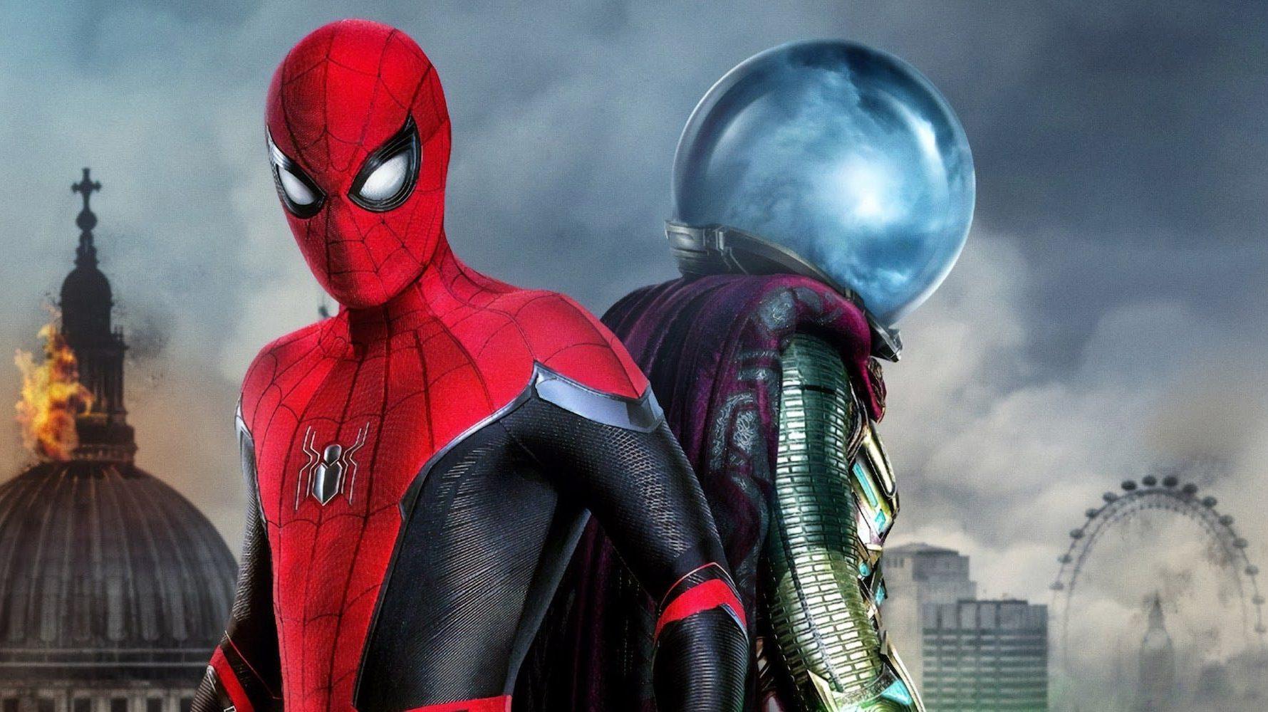 Spider Man Update