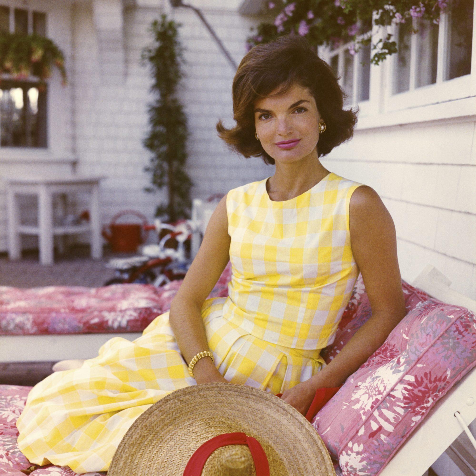 Jackie Kennedy Lilly Pulitzer dress