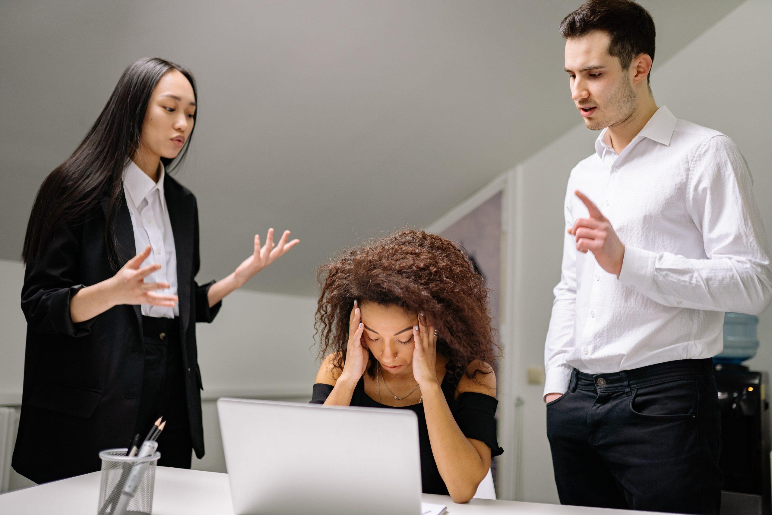 github sexual harassment