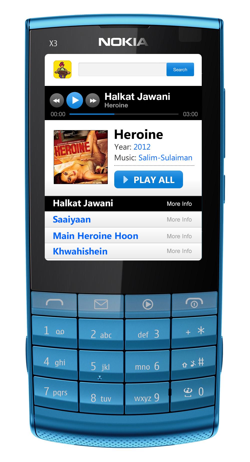 Dhingana Music App