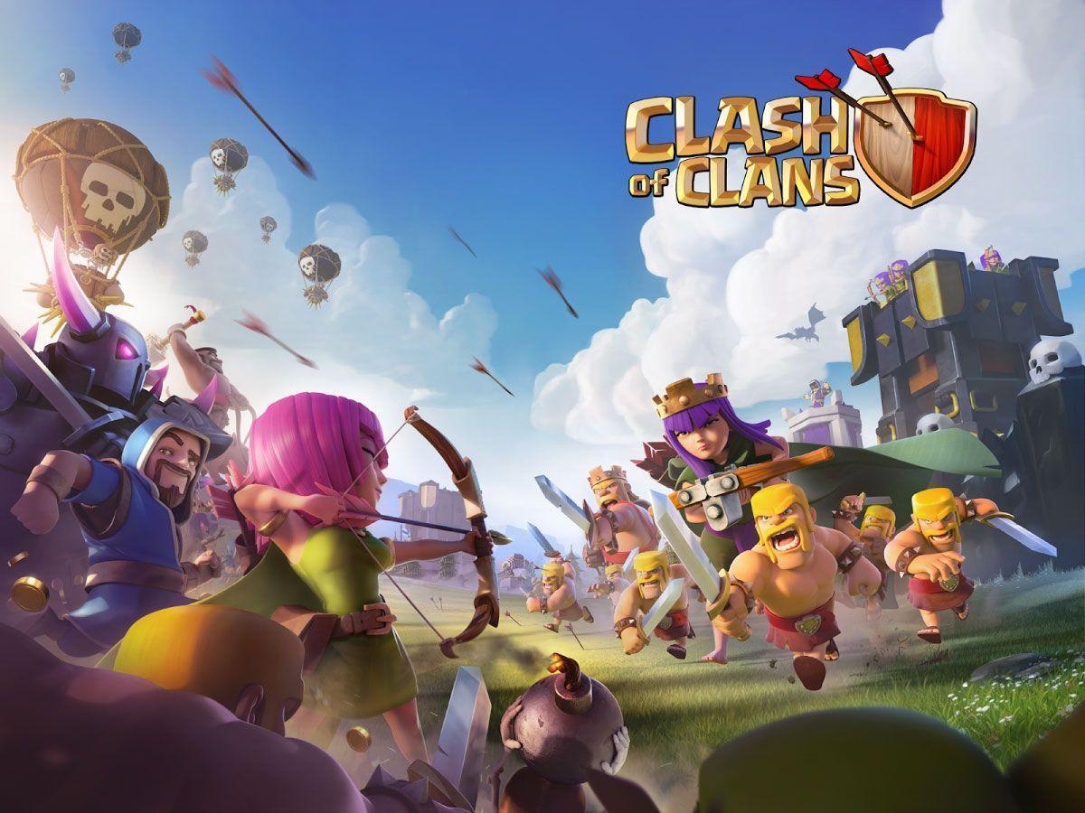 Clash Of Clans Shutdown Latest Update