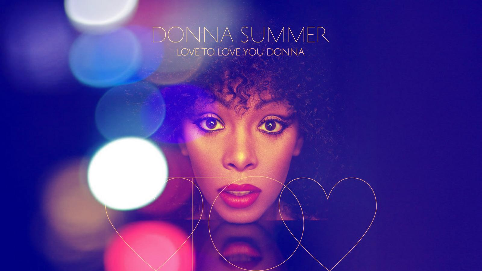 images of donna summer