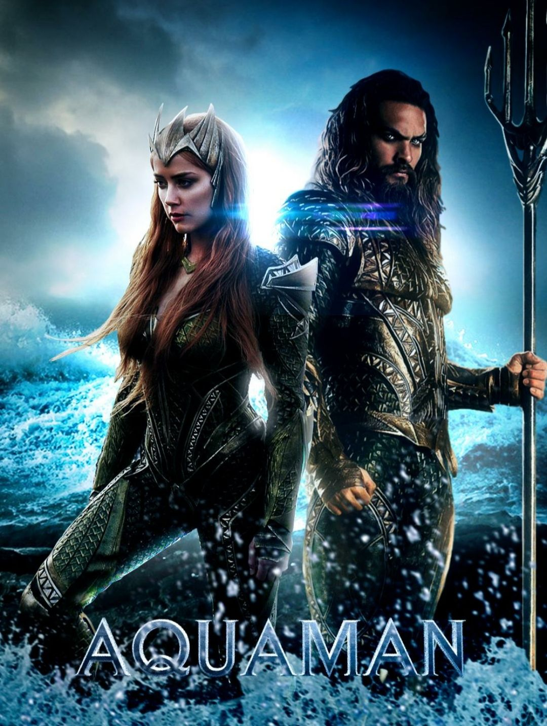 Aquaman 2 Releasing soon. And this time is he going to be blond? Official Update
