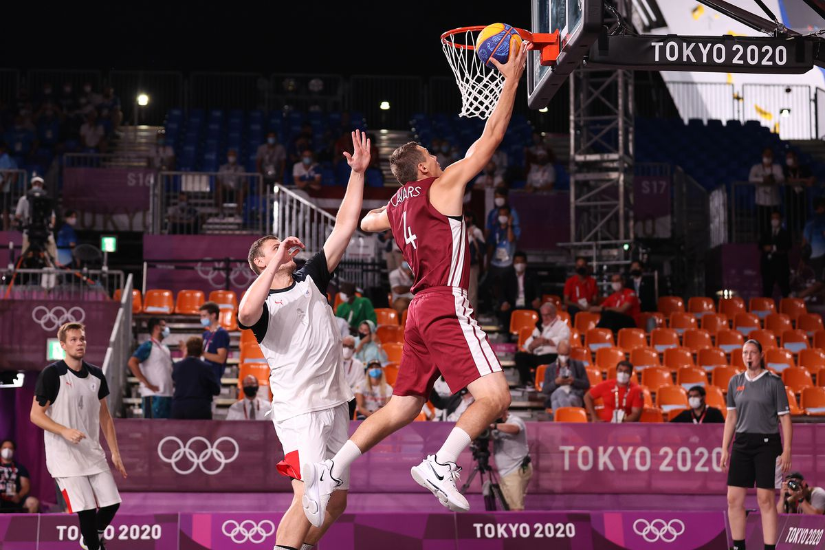 3×3 Men's Basketball Result : Latvia Takes Gold Home, ROC and Serbia Settle for Silver and Bronze Respectively