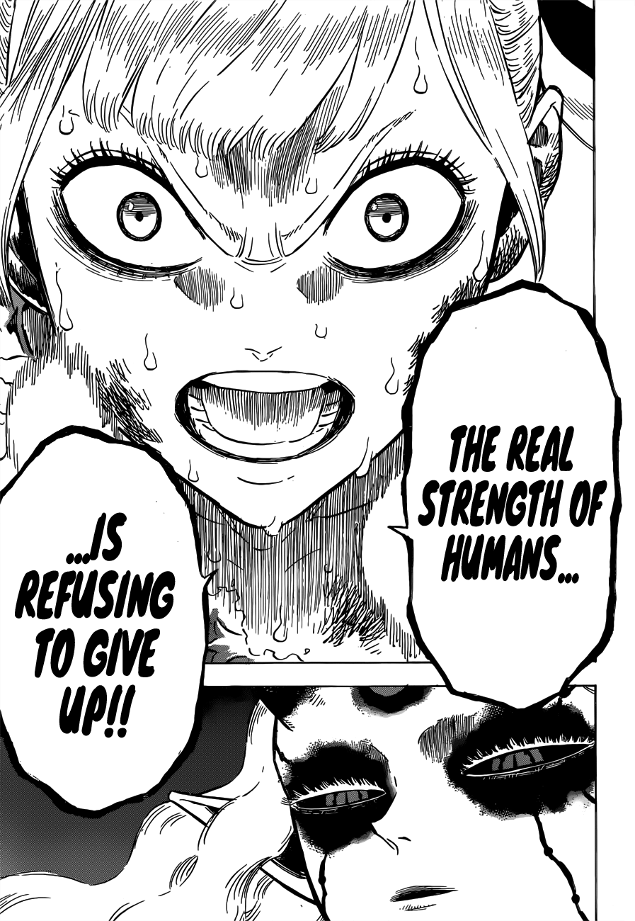 """Black Clover Chapter 300 - """"Beyond Not Giving Up"""" Released Now"""
