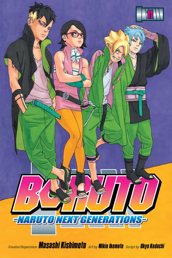 Boruto: Naruto Next Generations - Where Can the Popular Read Boruto Manga?