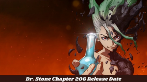dr. stone chapter 206