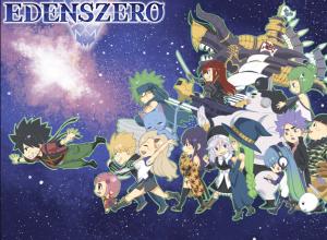 eden's zero chapter 154