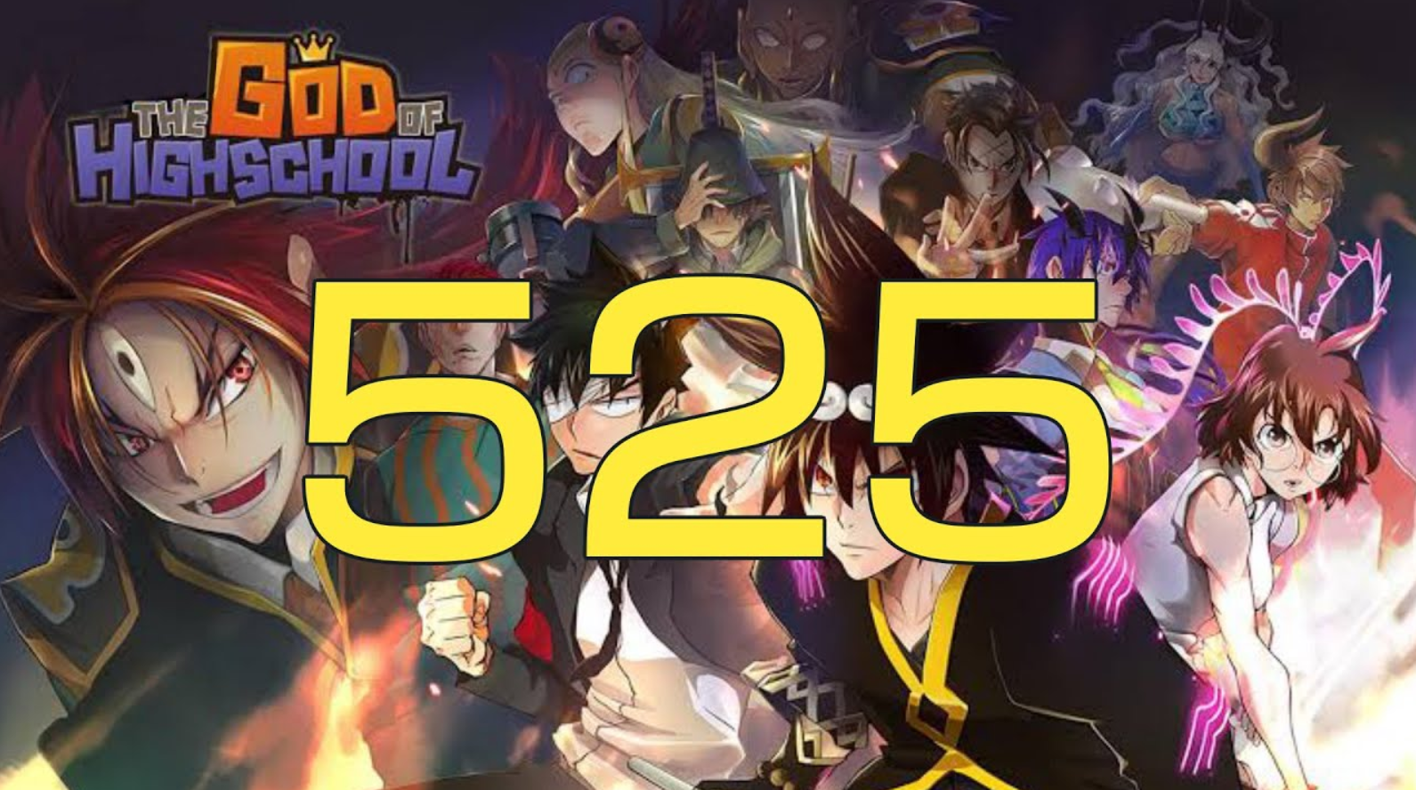 God of High School Chapter 525 - Release Date and Spoilers | Everything You Need To Know