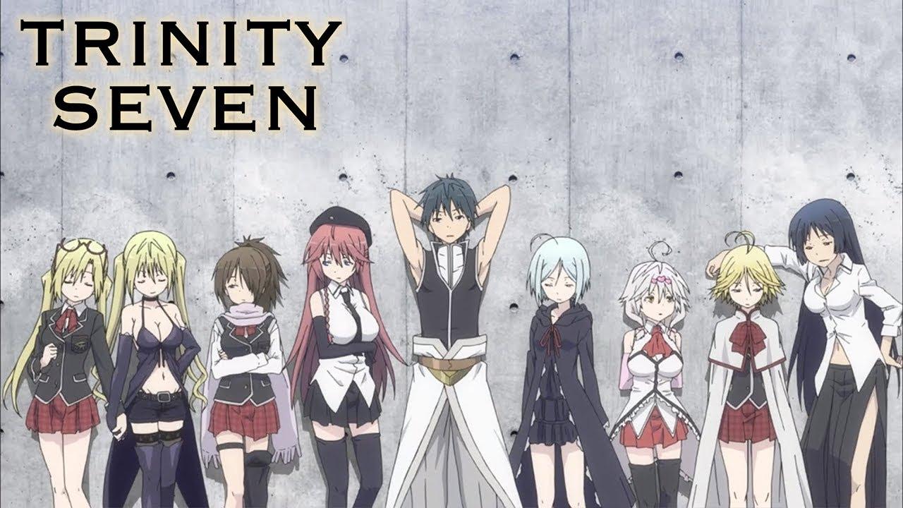 Trinity Seven Season 2 : When Will the Popular Anime Releasing ?