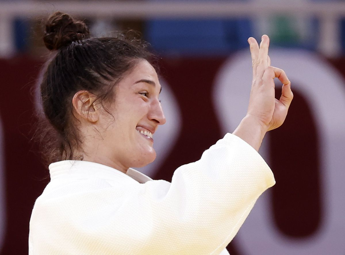 Judo Women's 78 KG: A Series of Intense Bouts Culminates Into A Gold For Shori Hamada of Japan