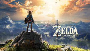 The Legend of Zelda: Breath of the Wild Memes