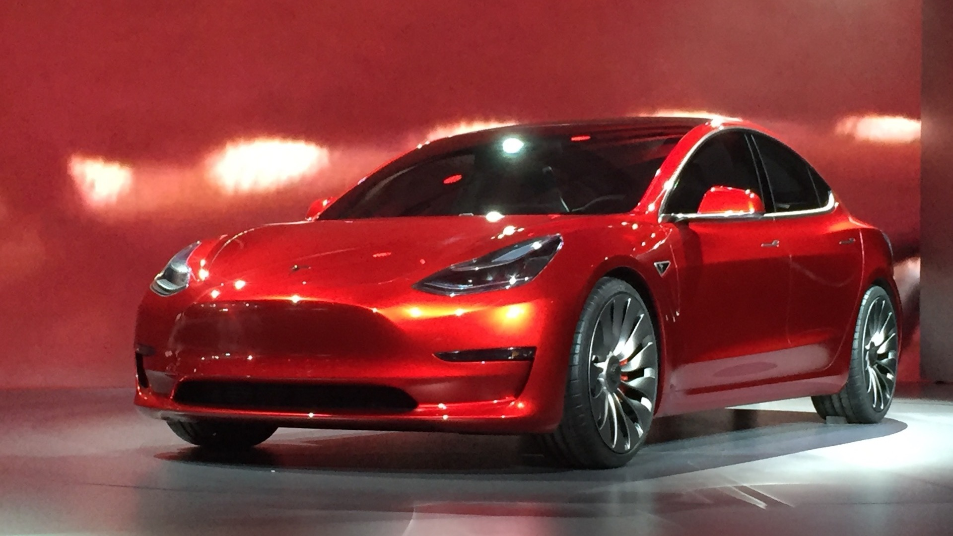 Tesla Model 3 part 2 Reveal: Here's everything you need to know