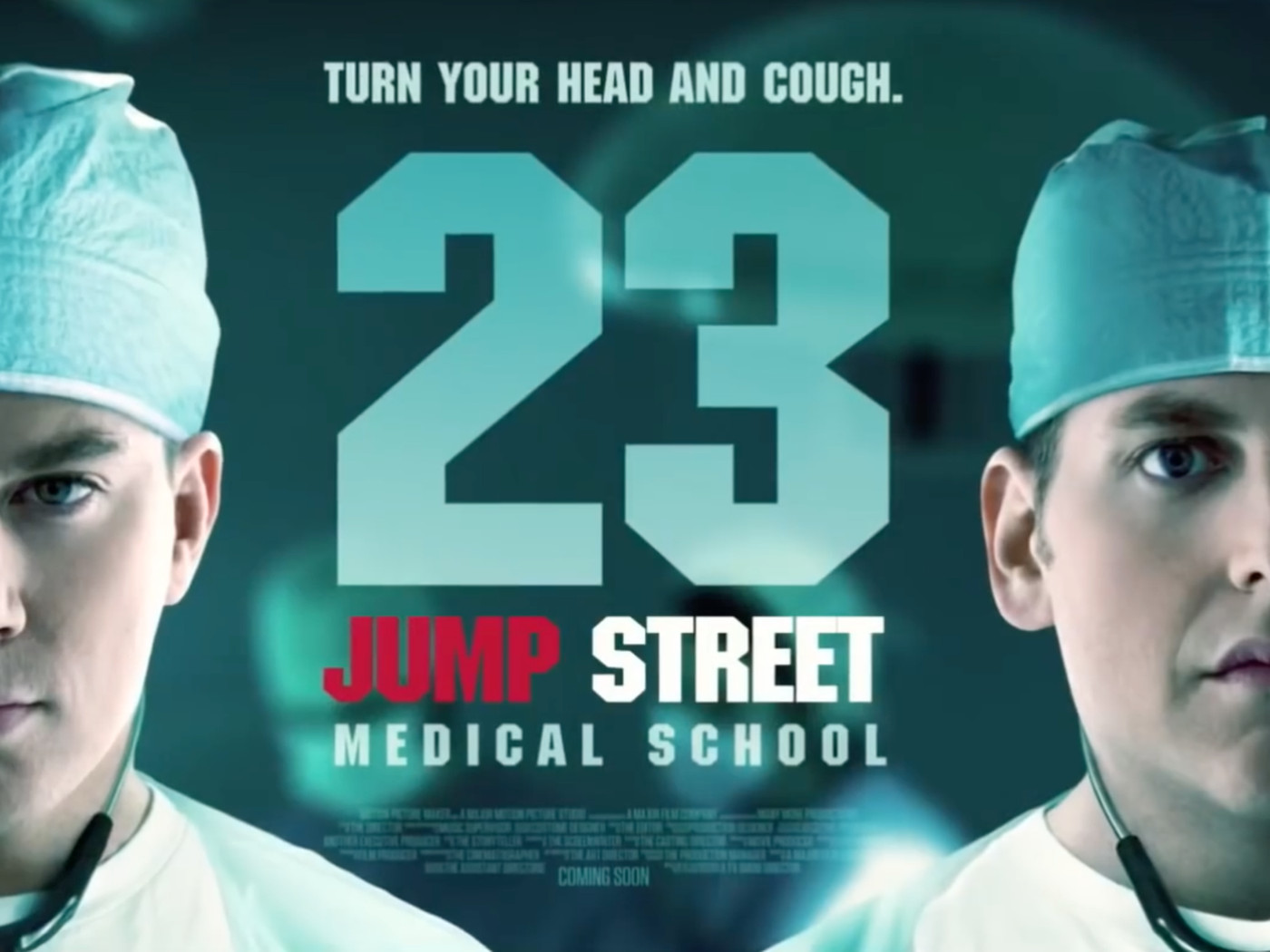 When is the next Jump Street movie coming up?