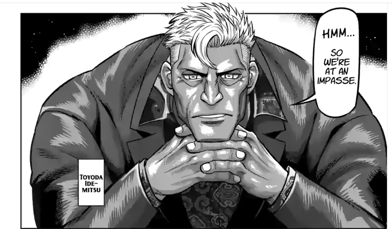 Kengan Omega Chapter 123