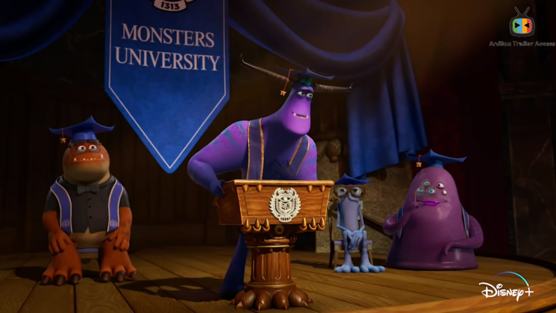 Monsters at work Episode 10