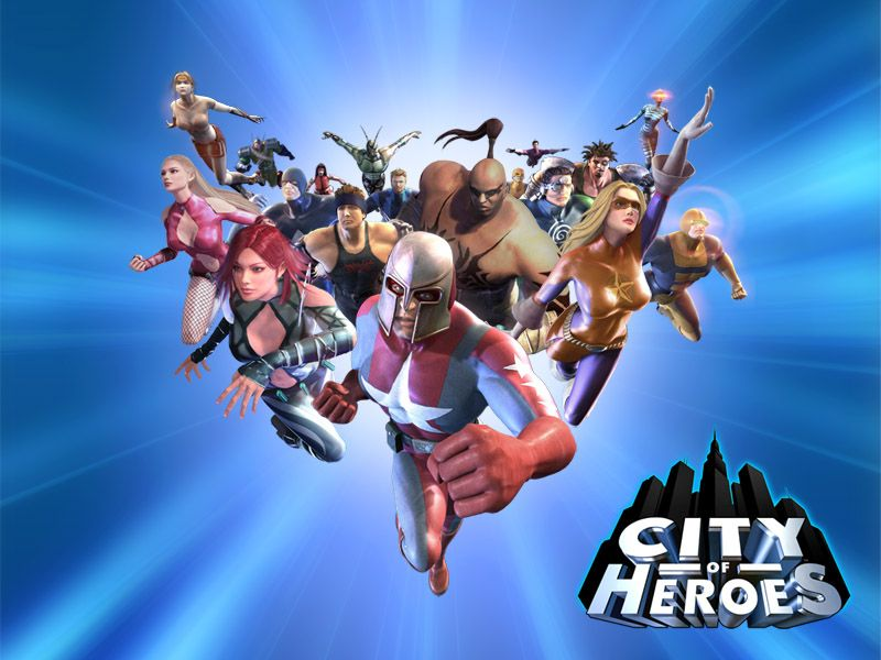 City Of Heroes: Homecoming 2020