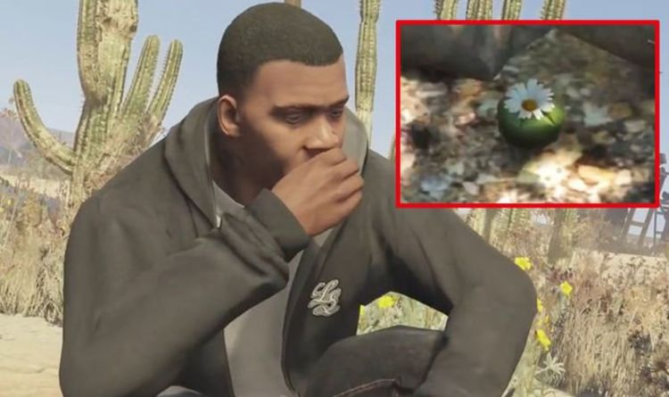 Peyote Plants in GTA 5