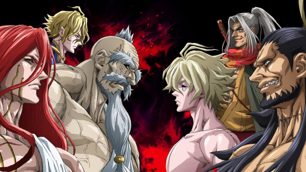 Don't miss out Record of Ragnarok Chapter 52    Read Online  Release Date 