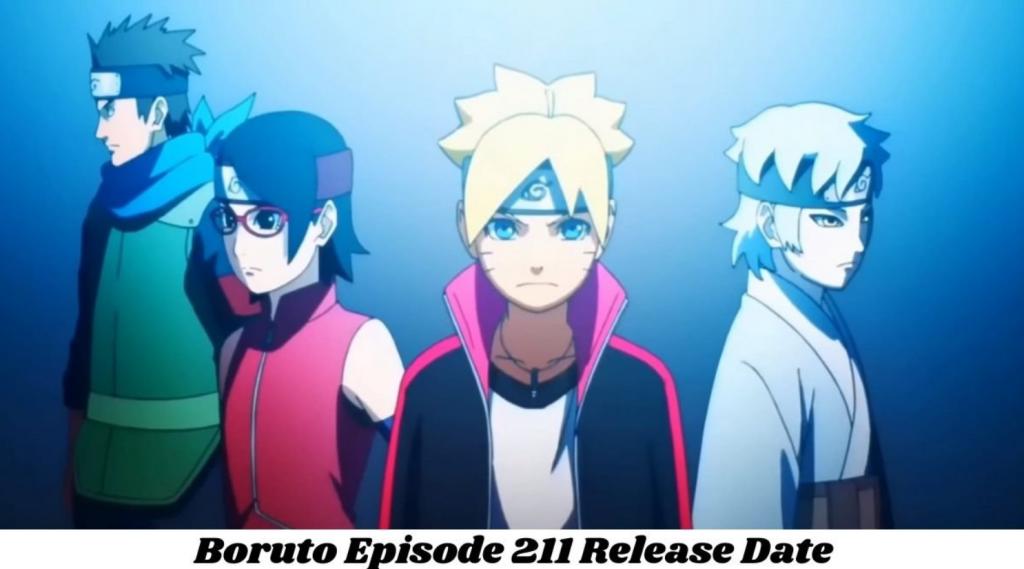 boruto episode 211