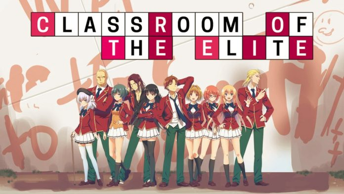 Classroom Of The Elite Chapter 43