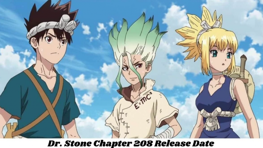 dr. stone chapter 208