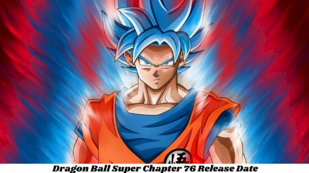 dragon ball super chapter 76