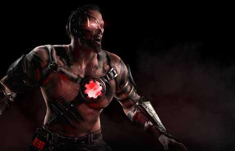 Kano of Mortal Kombat