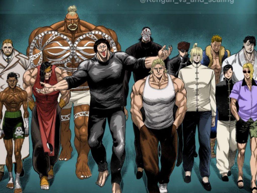 Kengan Omega |Plot| Chapter 123| Release Date|
