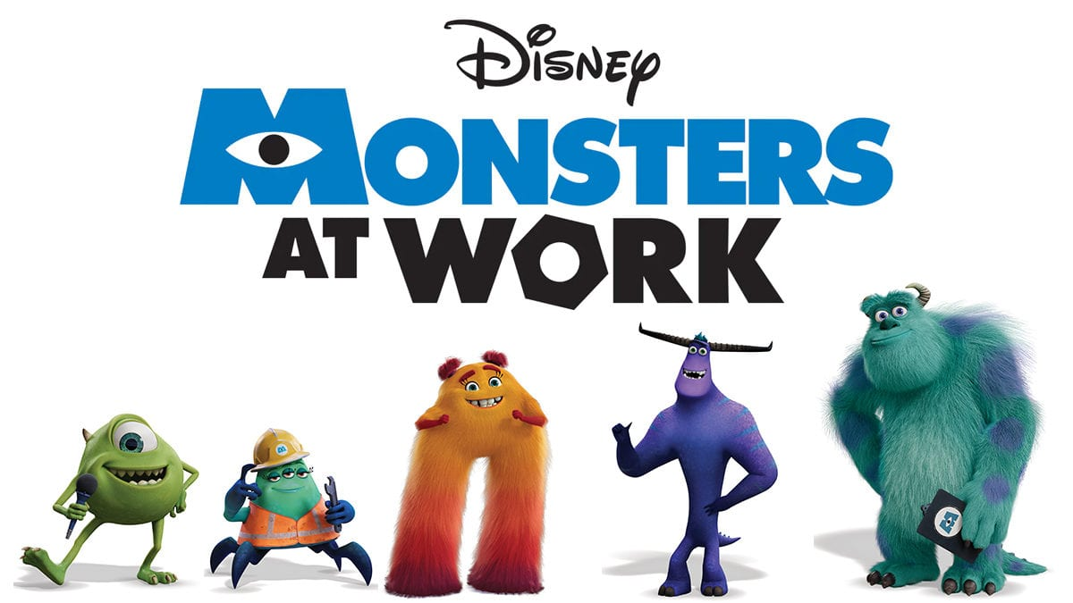 Monsters At Work Episode 8