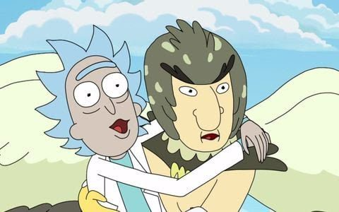 Bird Person is BACK in Rick and Morty Season 5 Episode 8