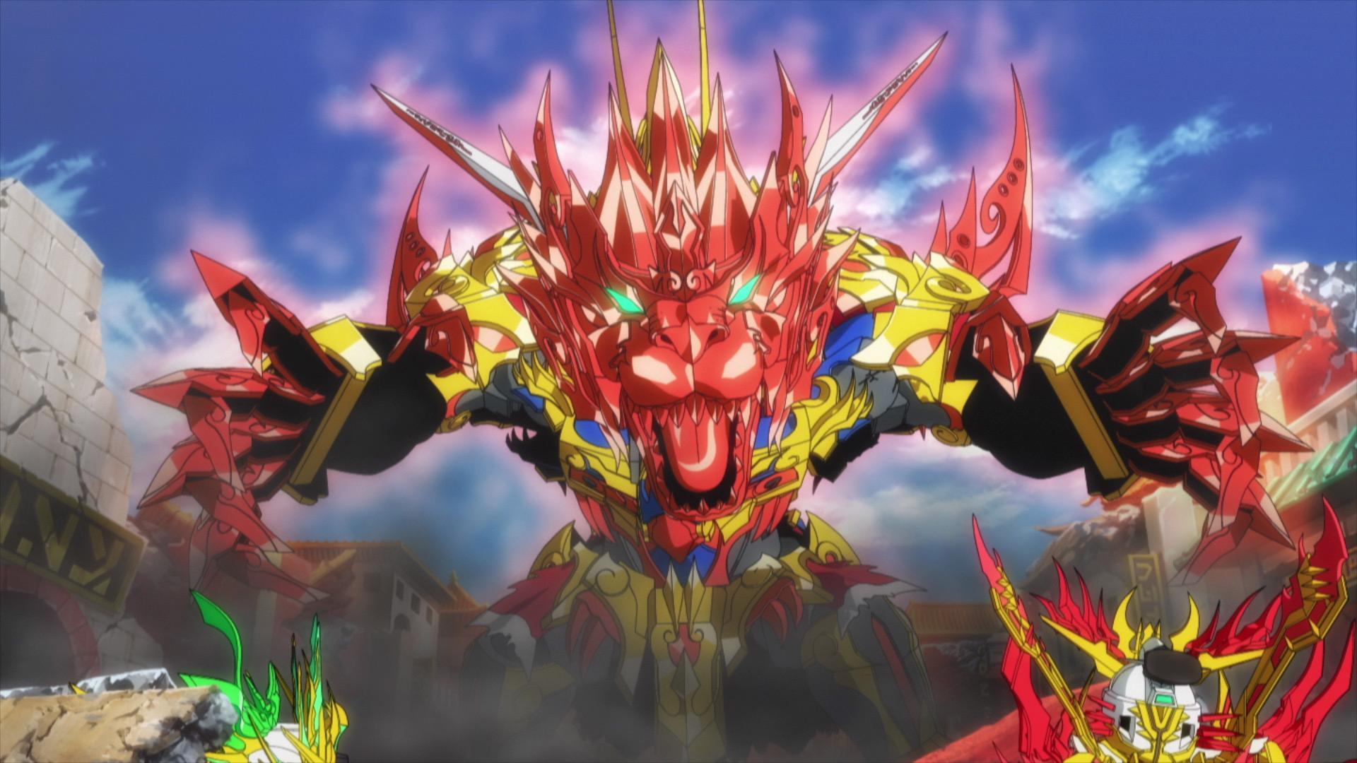 Gundam World Heroes Episode 20