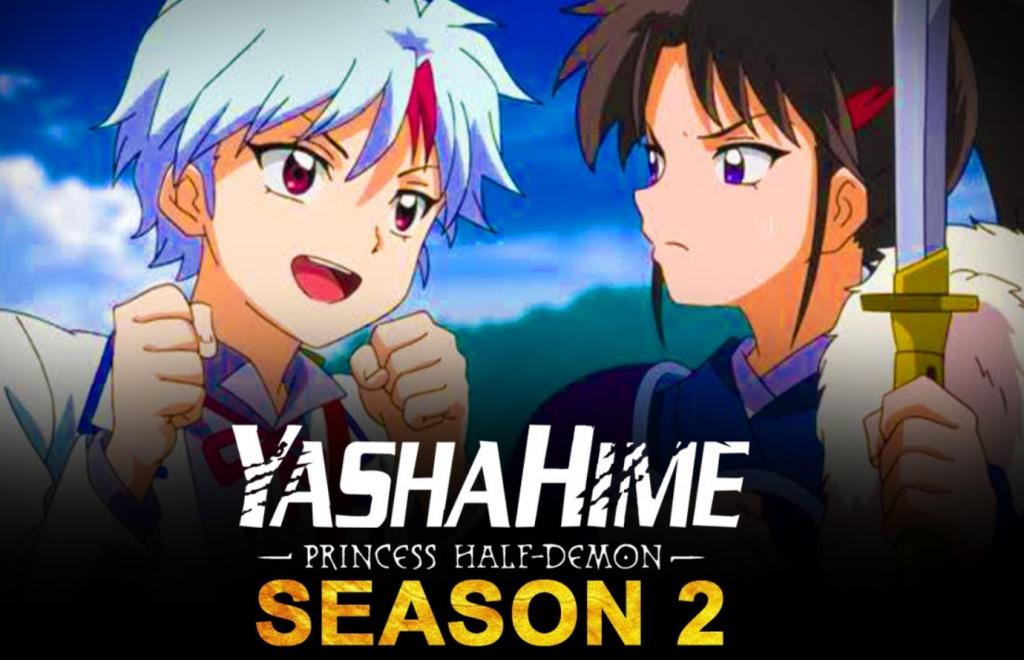 Yashahime: Princess Half Demon