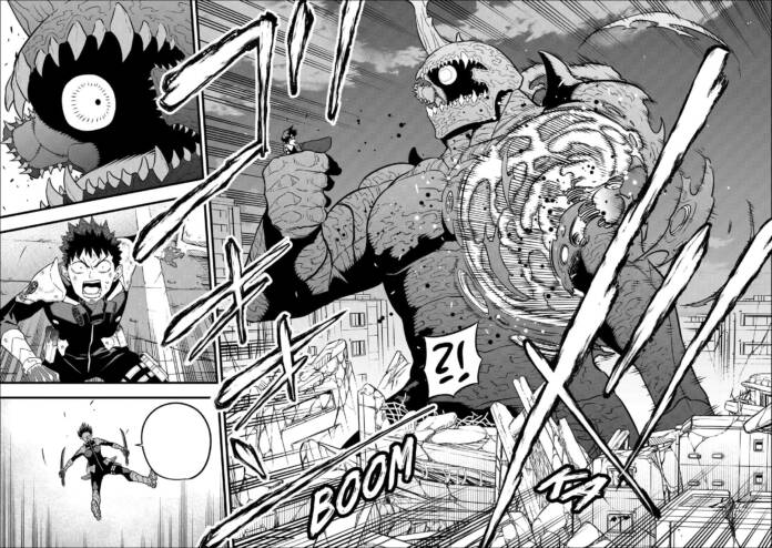 Monster No. 8 Chapter 43