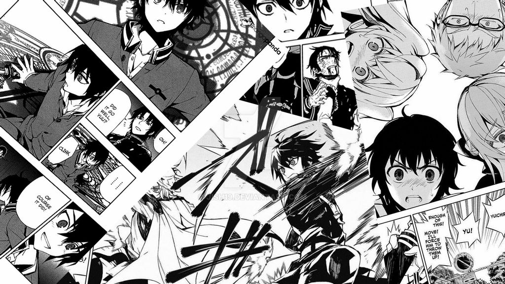 Read Manga Online Seraph Of The End Chapter 105: Release Date,Spoiler and Latest Update