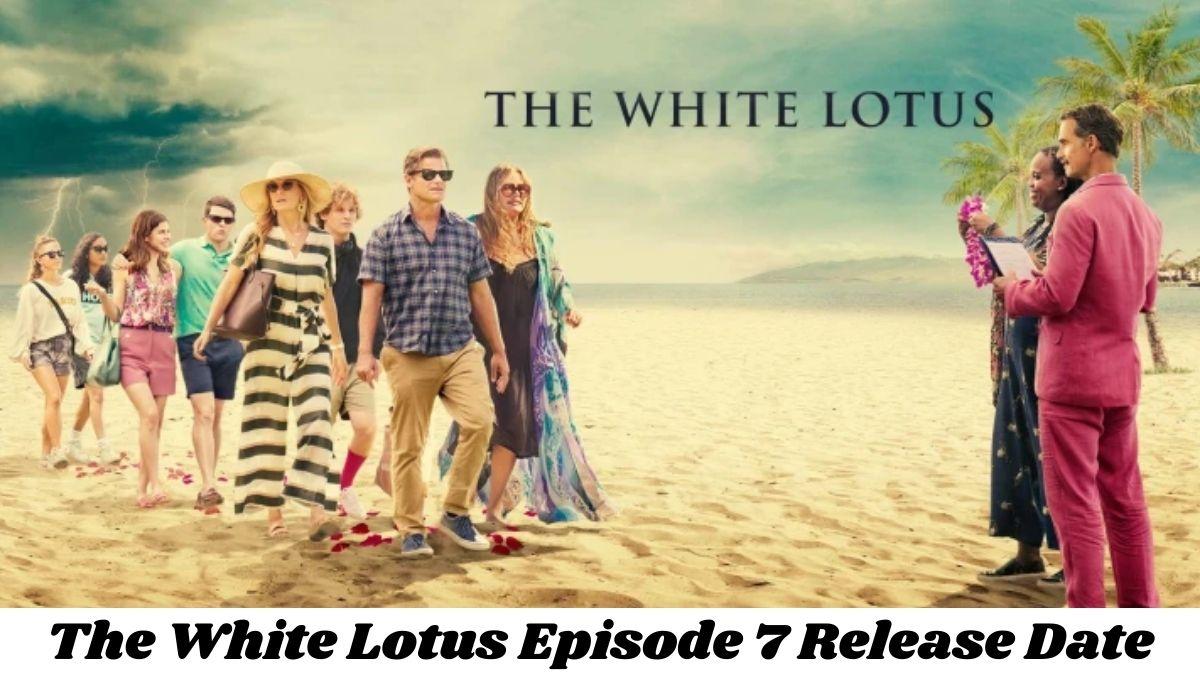 """""""The White Lotus"""""""