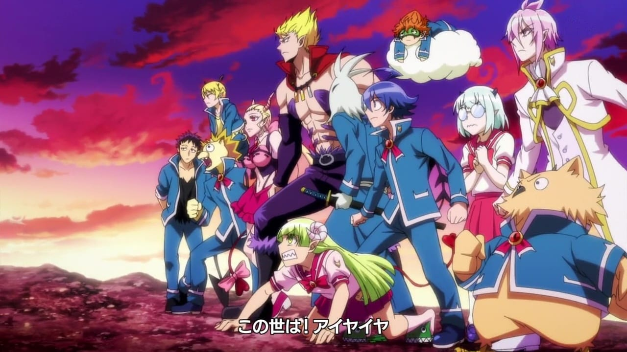 Iruma Kun Season 2 Episode 21