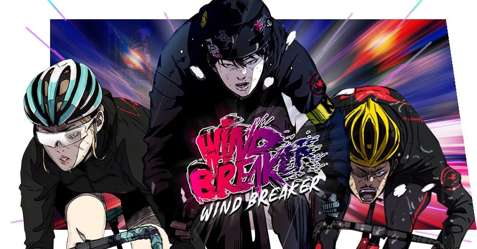 Wind Breaker Chapter 379