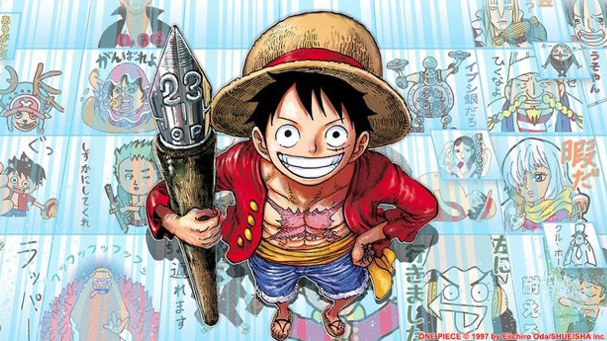 One Piece Chapter 1026