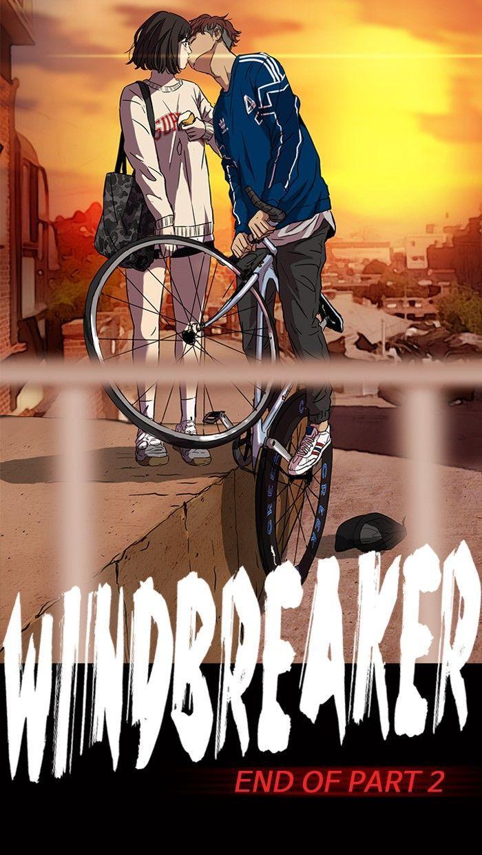 Wind Breaker Chapter 380