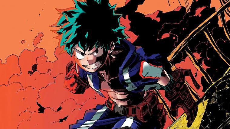 My Hero Academia Season 5 Episode 23