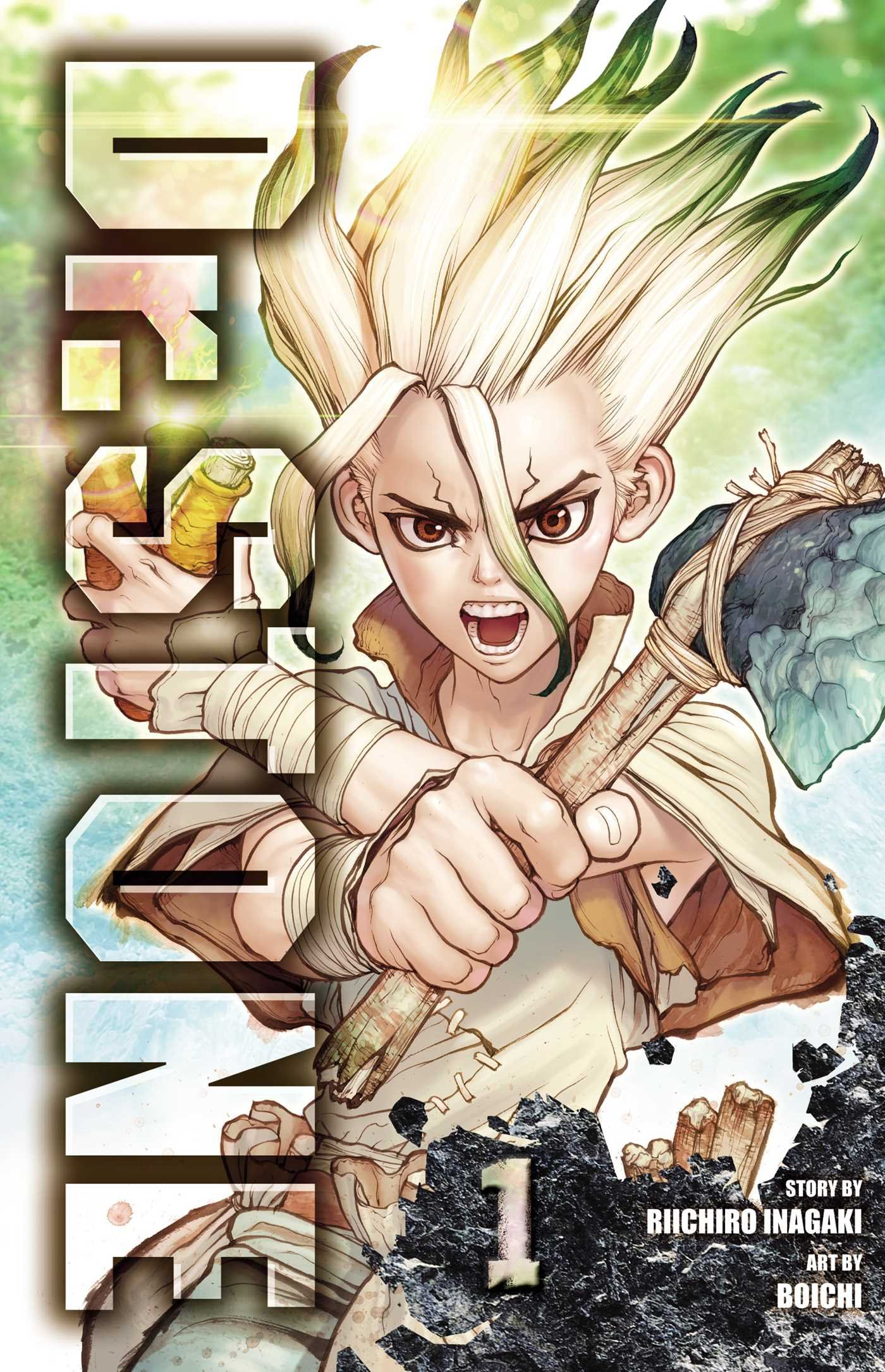 Dr. Stone Chapter 211