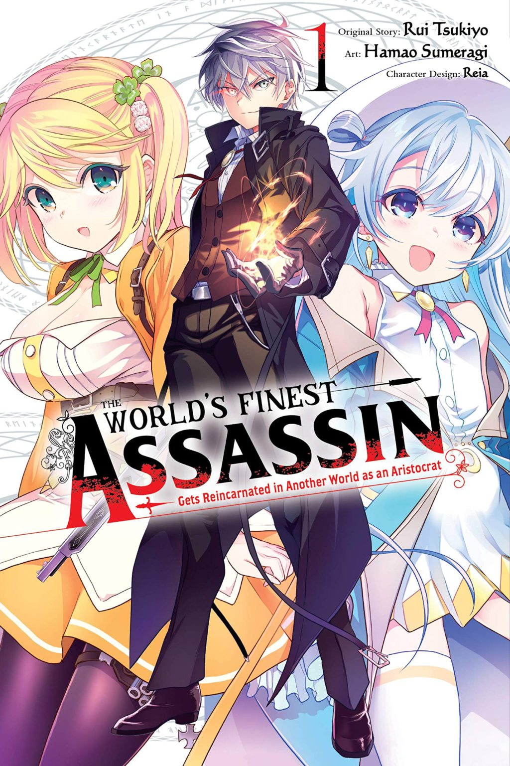 Finest Assassin Gets Reincarnated In Another World As An Aristocrat
