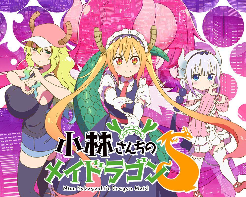 Miss Kobayashi's Dragon Maid Season 2 Episode 11