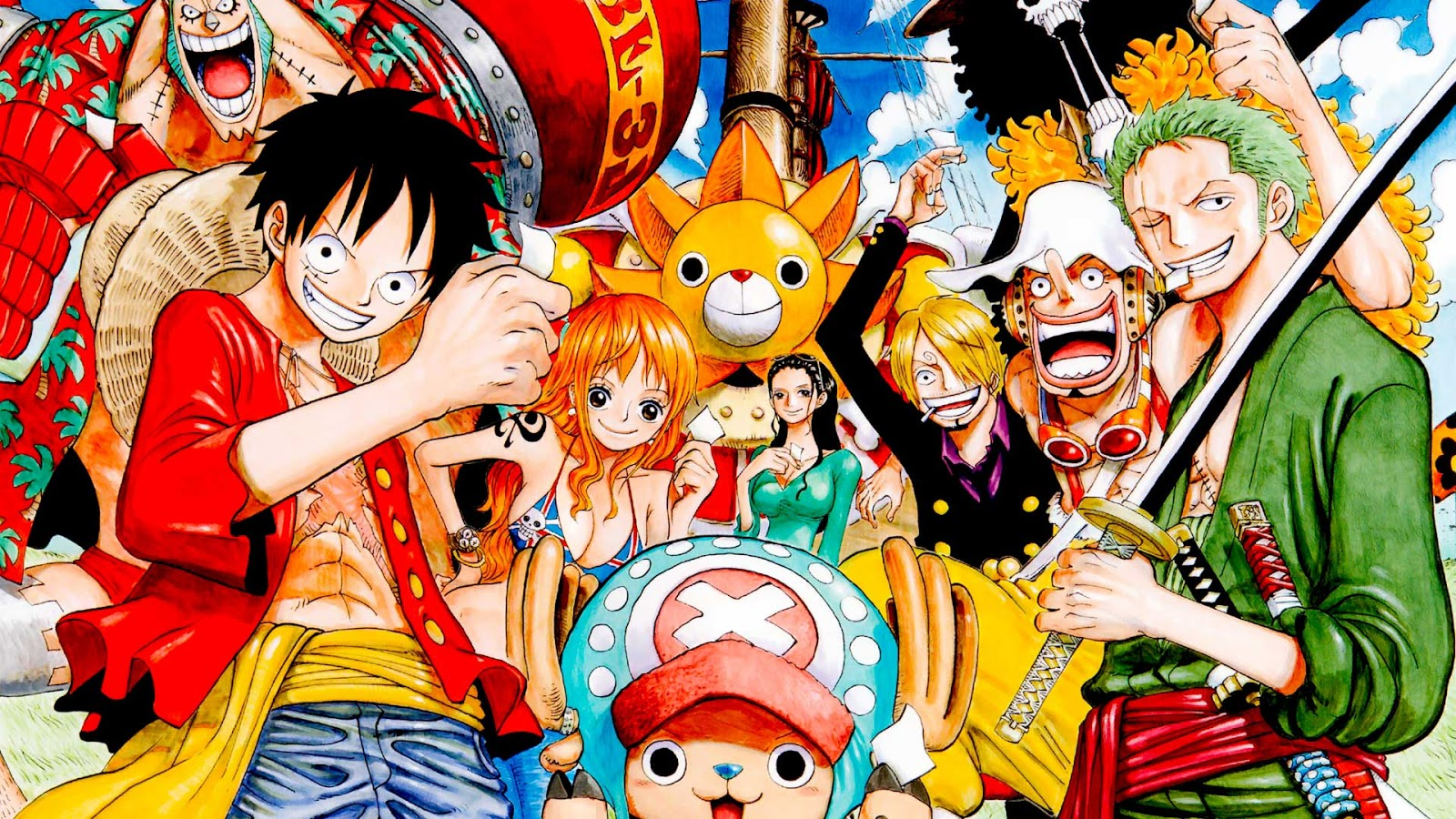 One Piece Season 20 Episode 101