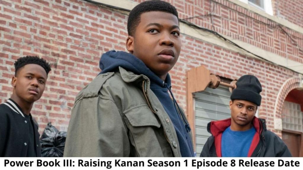 power book III raising kanan season 1 episode 8