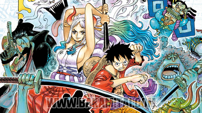 One Piece Chapter 1025