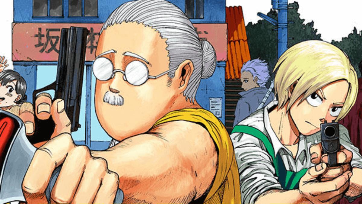 Sakamoto Days Chapter 33