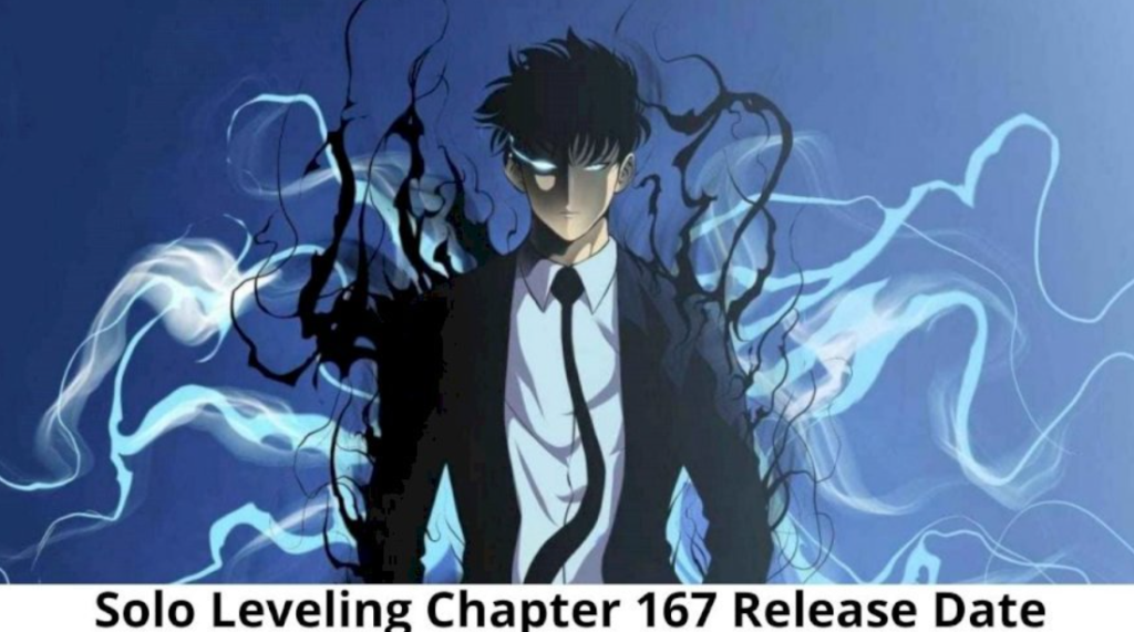 solo leveling chapter 167
