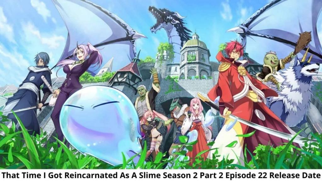 that time i got reincarnated as a slime season 2 episode 22